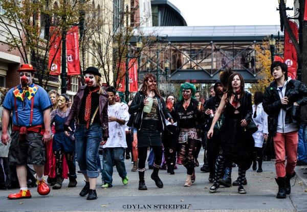 Calgary Zombie Walk
